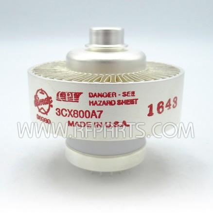 3CX800A7 Eimac 800W Hi Mu Power Triode Tube (NOS)