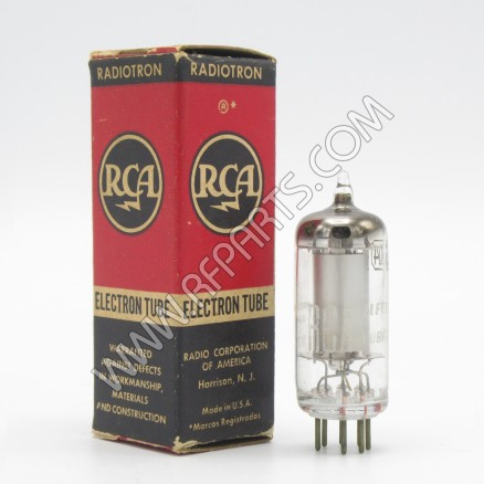 3Q4 Power Amplifier Pentode Tube (NOS/NIB)