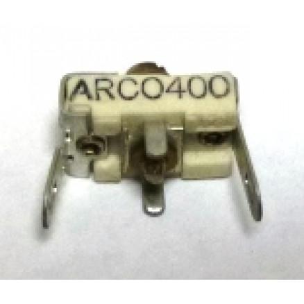 400 Trimmer, Compression Mica, 2.5-7 pF, Arco