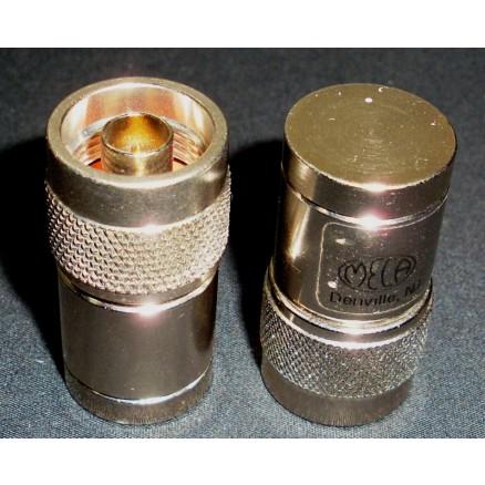 401-1F3 Dummy load, Type-N Male DC-3 GHz 2 watt, Meca (Clean Used)