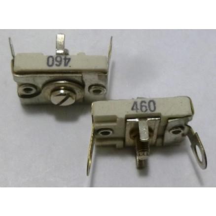 460 Trimmer, Compression Mica, 1.5-15 pF