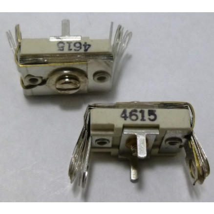 4615 Arco Mica Compression Trimmer Capacitor 420-1400 pF (NOS)
