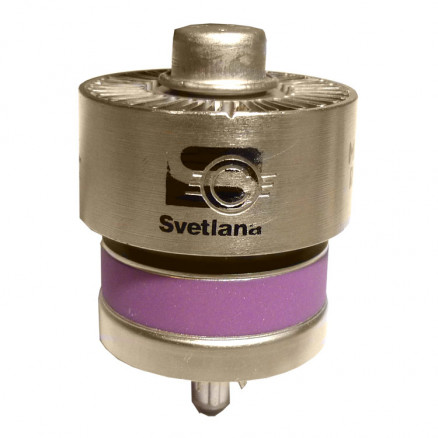 4CX250R Svetlana Transmitting Tube, 7580W, Broadcast / Industrial (NOS)