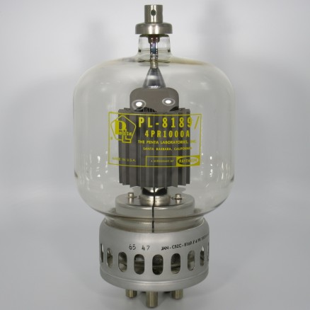 4PR1000A Penta, Pulse Tetrode (NOS/NIB)