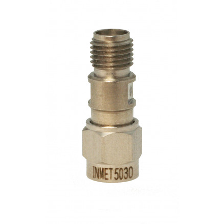 5030 In Series Precision Adapter, SMA Male to Female, API / Inmet