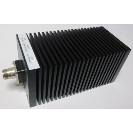 50FH-003-200  Attenuator, Fixed, 200w 3dB, Type-N female/female, JFW (Clean Used)