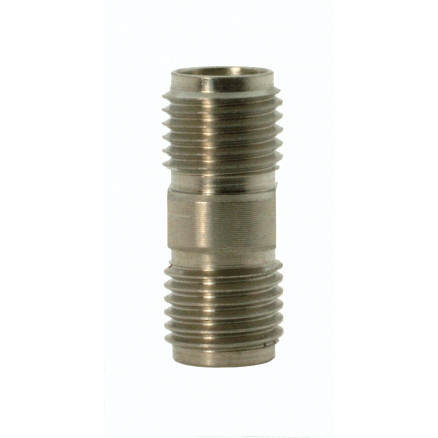 5163  In Series Adapter, SMA Female to Female, DC-26.5 GHz, stainless, API