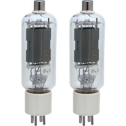 572B  Transmitting Tube, Matched Pair, SELECT, Svetlana