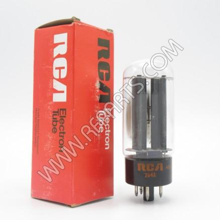 5R4GB RCA Full Wave High Vacuum Rectifier Tube (NOS/NIB)