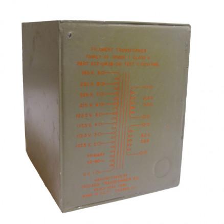 672-0428-00 Transformer, 2 Section, 6.2vac@5.3amp & 6.2vac@3amp, Chicago Transformer