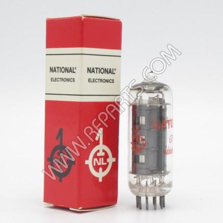 6761 National Brand Planar Triode (NOS/NIB)
