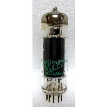 6BQ5-US  Audio Tube, Beam Power Amplifier, USA