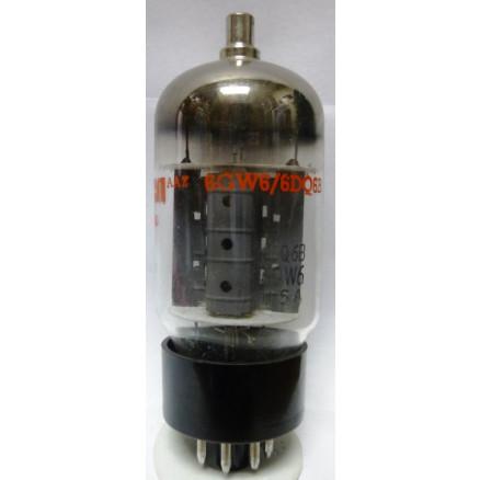 6GW6/6DQ6B Tube  6DQ6B / 6GW6,  Beam Power Amplifier,  USA