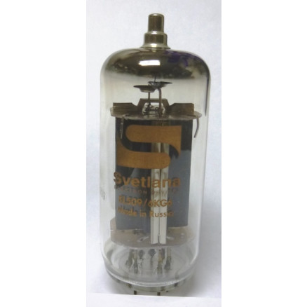 6KG6M3-SVET Transmitting Tube, Matched Set of 3, 6KG6 / EL509 / EL519, Russian  6PI45C