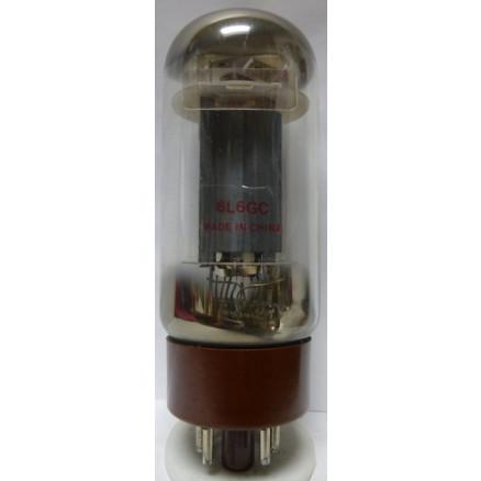 6L6GC-PRC  Tube, Audio,  Beam Power Amplifier,  PRC
