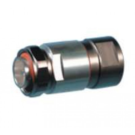 716M50V78N1  7/16 DIN Male connector for EC5-50A Cable, Eupen