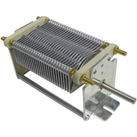 73-132-53 Variable Capacitor, 25-840pf, 1.2kv