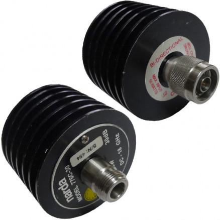 776C-30  Attenuator, 50 Watt, 30dB, Narda (Clean Used)