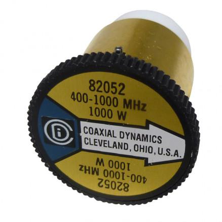 CD82052 wattmeter element 400-1000 mhz 1000wattt, Coaxial Dynamics