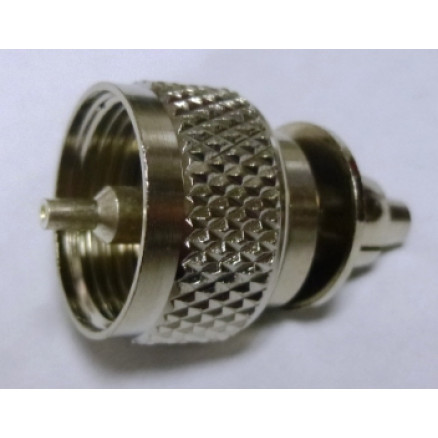 83-58FCP-RFX UHF Push On Connector, Cable Group C, Amphenol