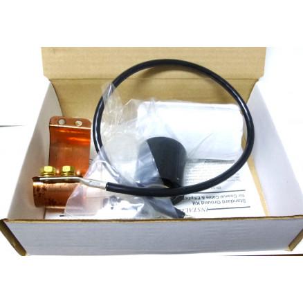 """921231-158 Standard Grounding Kit for 1-5/8"""" Flexwell Coax Cable, RFS"""