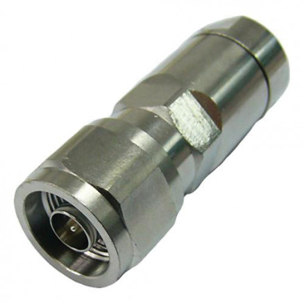 F2TNM-PL Type-N Male Connector, FSJ2-50,  Andrew / Commscope