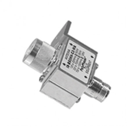 IS-B50HN-C2-MA  dc Blocked Protector High Power, 125-1000 MHz, Bulkhead, Polyphaser