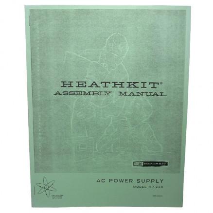 AMHP23A AMSB200 Manual, heathkit hp23a
