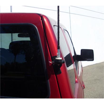 RFP4B  4' Firestick Antenna w/ Diamond Antenna Trunk Mount, 18 ft Cable, & HD Spring
