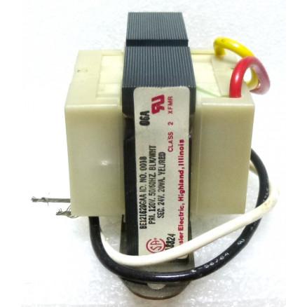 BE121620GAA  Transformer, 24 volt 1 amp, 20VA, Basler Elec.
