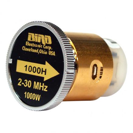 BIRD1000H Bird Element, 2-30 MHz, 1000 Watt (Clean Used Condition)
