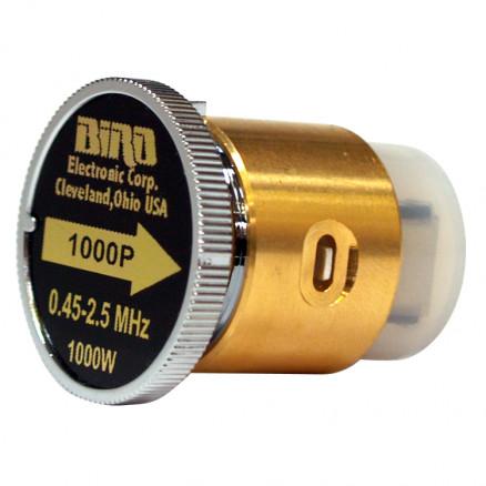 BIRD1000P  Bird Wattmeter Peak  Reading Element,  0.45-2.5 MHz, 1000 Watt, Bird