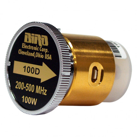 BIRD100D  Bird Wattmeter Element,  200-500 MHz, 100 Watt, Bird