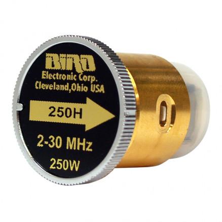 BIRD250H-1 - Bird Element 2-30 mhz 250w (Clean Used Condition)