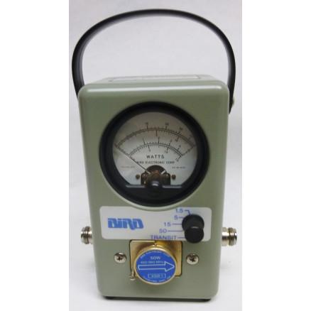 4308-2  Wattmeter, Good Clean used Condition, Bird Electronics