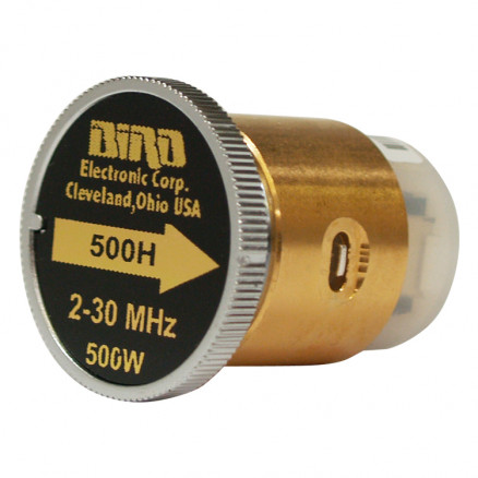 BIRD500H-1 Bird Element 2-30mhz 500 watt (PULL)