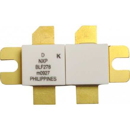 BLF278-NXP Transistor, VHF push-pull power MOS, NXP (Not for Export)