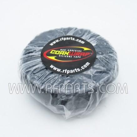CW36B Black Silicone 1inch x 36 feet Weatherproofing Tape