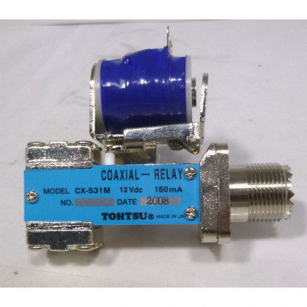CX531M Coax Relay, Tohtsu