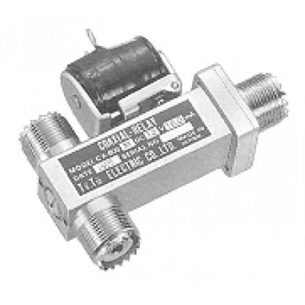 CX600M Coaxial relay, SPDT,   UHF   (3-UHF Female), 12v, Tohtsu