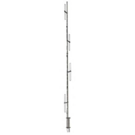 DB224-E  Omni Exposed Dipole Antenna, 138–150 MHz, Commscope