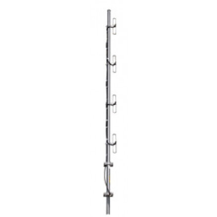DB411-B  Quasi-Omni Exposed Dipole Antenna, 450–470 MHz, Commscope