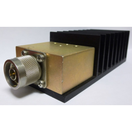 DL50-NM-1  Dummy Load, 50 watt, Type-N Male, (Clean Used)