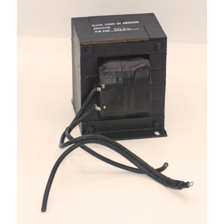 ECA5024 HV Swinging Choke Transformer, 1 amp Continuous Removed from Henry 3000D