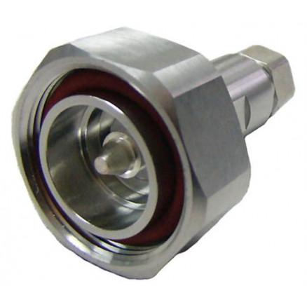 F1TDM-C 7/16 DIN Male Connector, FSJ1-50, Andrew