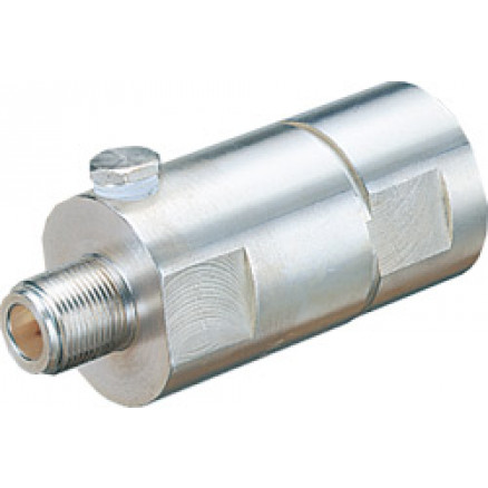 H5PNF  Type N Female with gas barrier for 7/8 in HJ5-50 air dielectric cable, Andrew