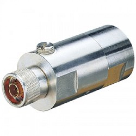 H5PNM  Type N Male with gas barrier for 7/8 in HJ5-50 air dielectric cable, Andrew
