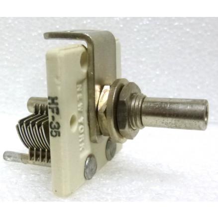 HF35  Variable Capacitor, 3.2-36pf, Hammerlund