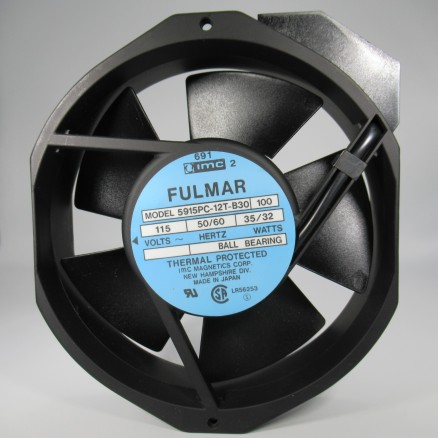 5915PC-12T-B30  Fan Motor, 115v, 35/32 watts, Fulmar