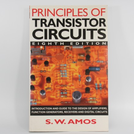 POTC  Book, Principles of Transistor Circuits, 8th Edition S.W. Amos